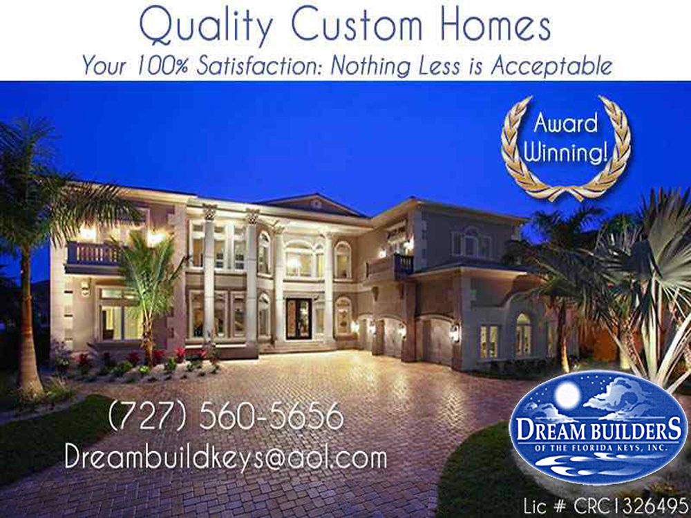 Custom Homes Florida Keys Quality Custom Luxury Home